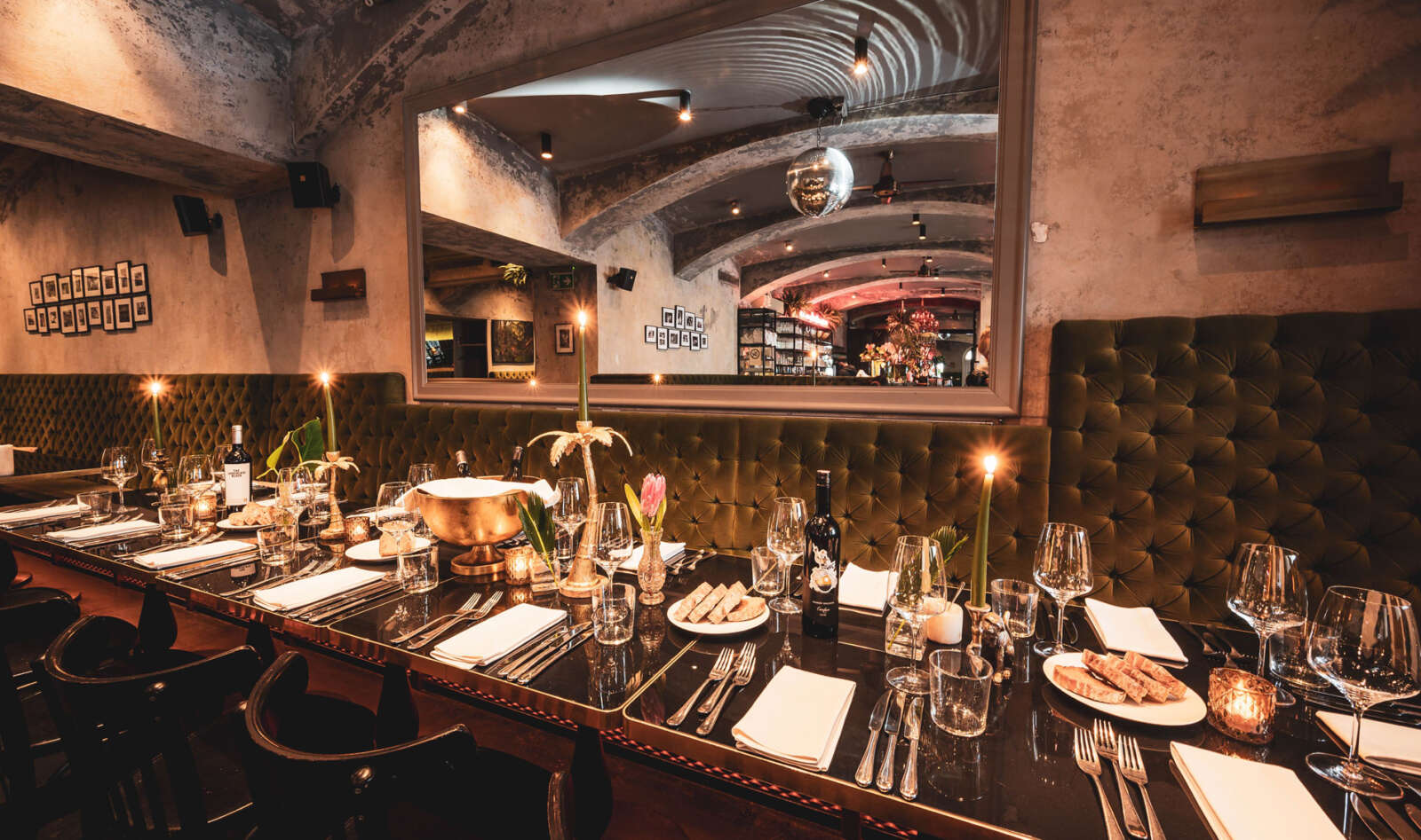 Motto Restaurant Group Events